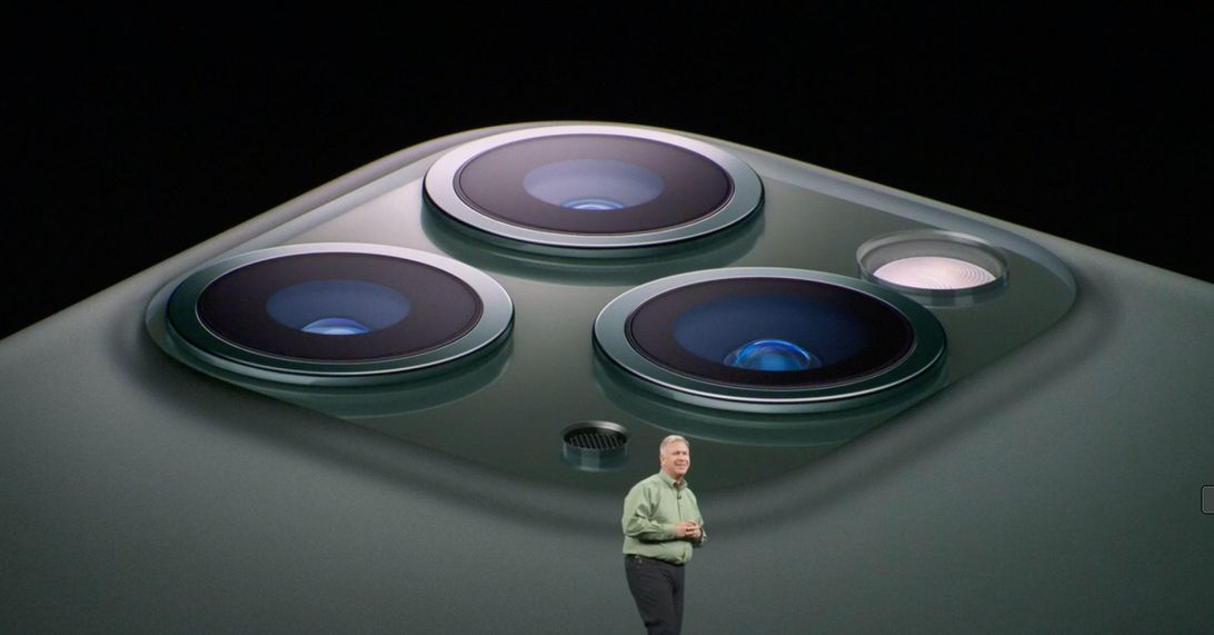 Apple's iPhone 11 camera packs wide-angle photography punch – CNET